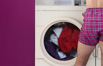 wash your underwear
