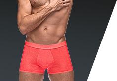 mens boxer shorts pink