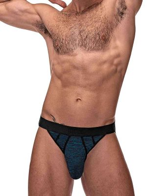 mens sexy underwear navy workout jockstrap