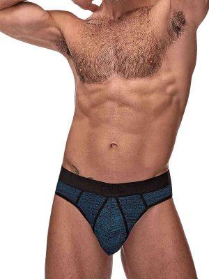 mens sexy underwear navy workout thong